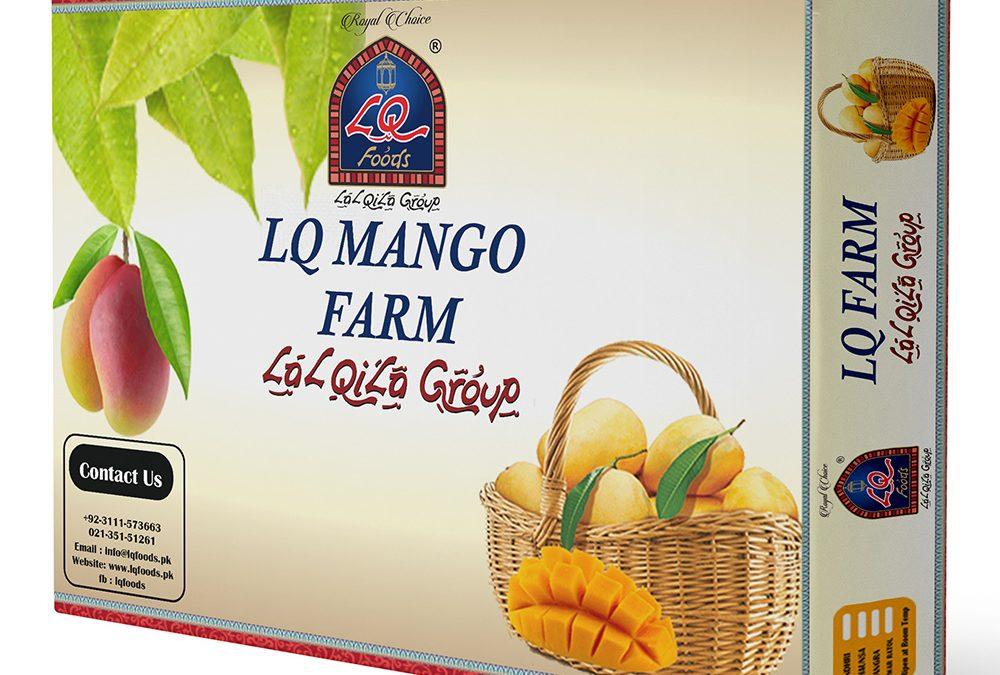 Mango 3kg Box